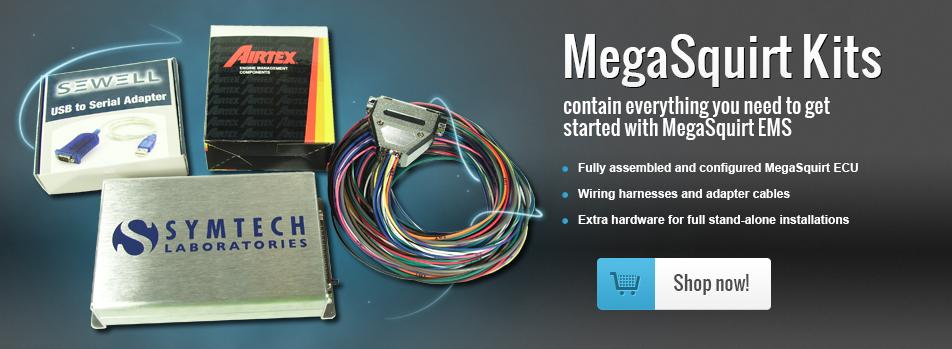 MegaSquirt EMS Kits